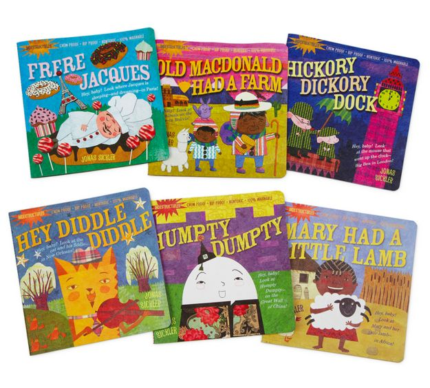 Indestructable Nursery Rhyme Books | 23 Brilliant Baby Products You Need In Your Life