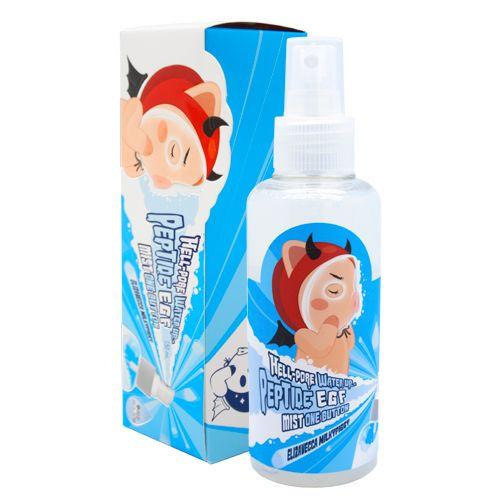 [엘리자베카 [Elizavecca]] <b>Squalan moisture coating Elizavecca hell pore ONE Button pack</b><br>three times a day Mist pack!<br>maskpack peptide sprinkle<br>face oil mist