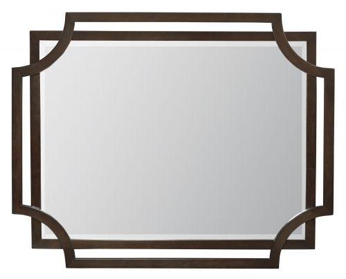 Jet Set Dresser and Mirror | Bernhardt