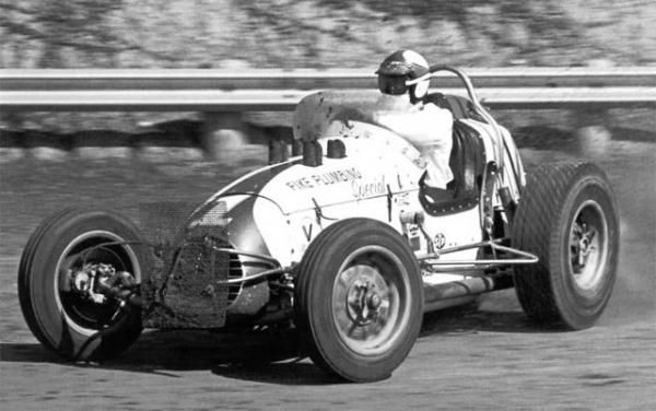 Of course, any of Parnelli Jones's sprint cars would be awesome to drive, even with an undersized roll bar.