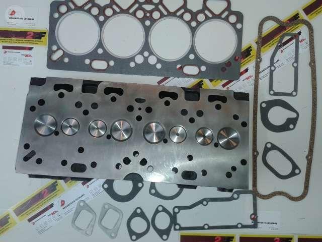 . Disponemos de recambios nuevos garantizados para motores Perkins 4.212 4.236 4.248 4/212 4/236 4/248  4-212 4 212 4-236 4236 4 236   ..................................Culata nueva montada con valvulas por ## 585,00 � ##................................  consulta otras ofertas de pistones, aros, cojinetes, juntas, bombas de agua, etc ................ ....