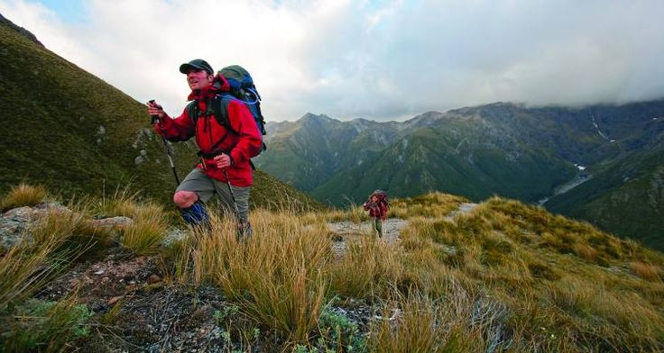 Explore untouched countryside on this adventure holiday in New Zealand