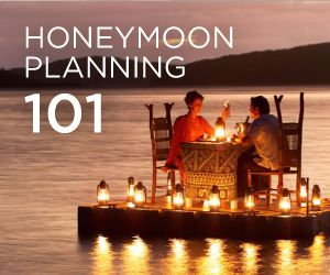 Everything you need to plan your perfect honeymoon!