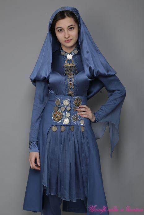 Дагестанский национальный костюм...Dagestan