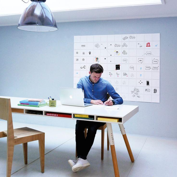 Brainstorm- Boer Staphorst   #brainstorm #wanddecoratie #zakelijk #denken #IXXI #wanddecoratie #creatief #eigen #handig Bekijk meer op www.boer-staphorst.nl/ixxi