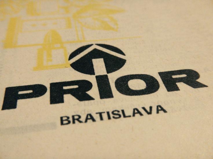 Pmätáte si ešte logo prioru? | Made in ČSSR