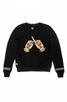 LET THERE BE GOLD sweatshirt