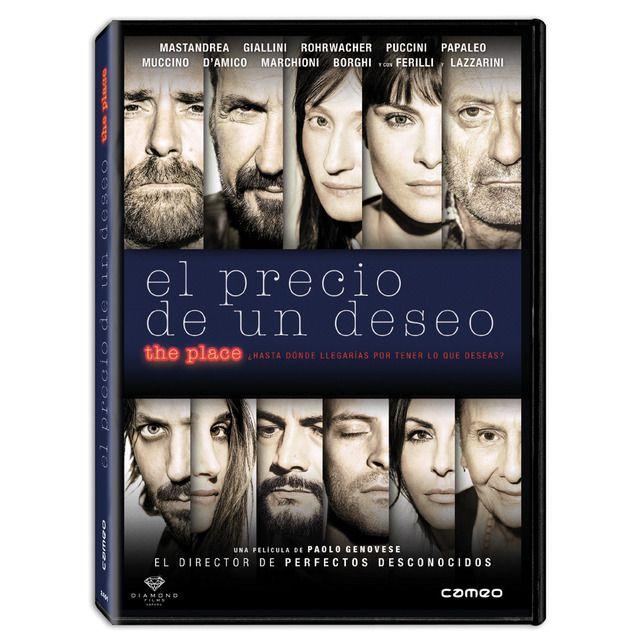 El Precio De Un Deseo The Place Dvd Ver Peliculas Online Películas Completas Películas En Inglés