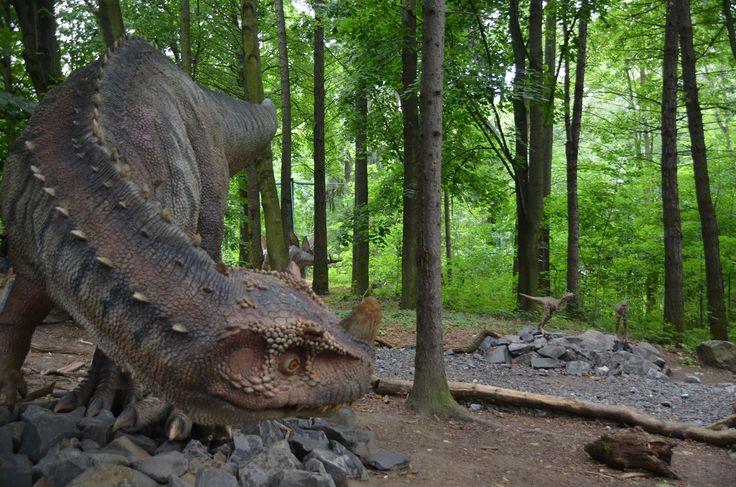 Dinopark Vyskov, Tsjechië