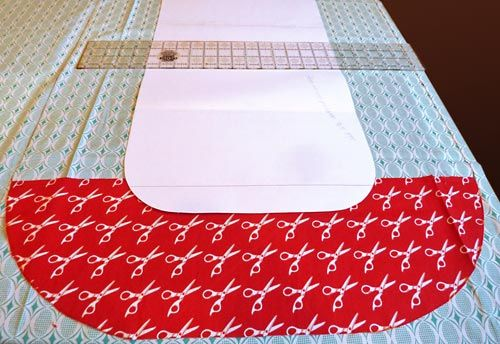 ***ironing board cover tutorial--Did you know the modern ironing board was invented and patented by African American former slave, Sarah Boone in 1892?