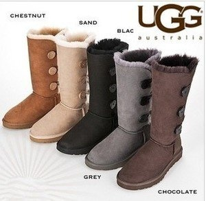 2c0f84c72d1 Fashion Womens UGGs Classic Tall Lined Suede Boots size 5,6,7,8,9,10 ...