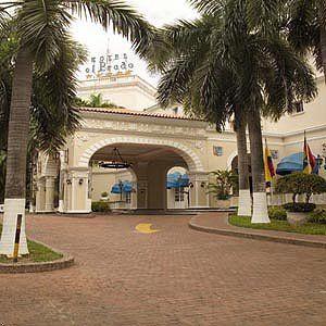 El Prado Hotel - Barranquilla. Colombia.