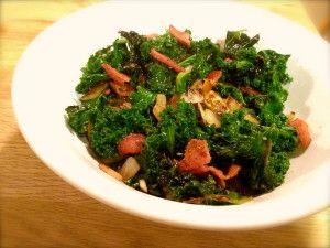 Kale & Bacon   popularpaleo.com