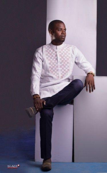 FAB LOOKBOOK: Menswear Brand Kola Kuddus features JJC Skillz in S/S 14 | View the Lookbook
