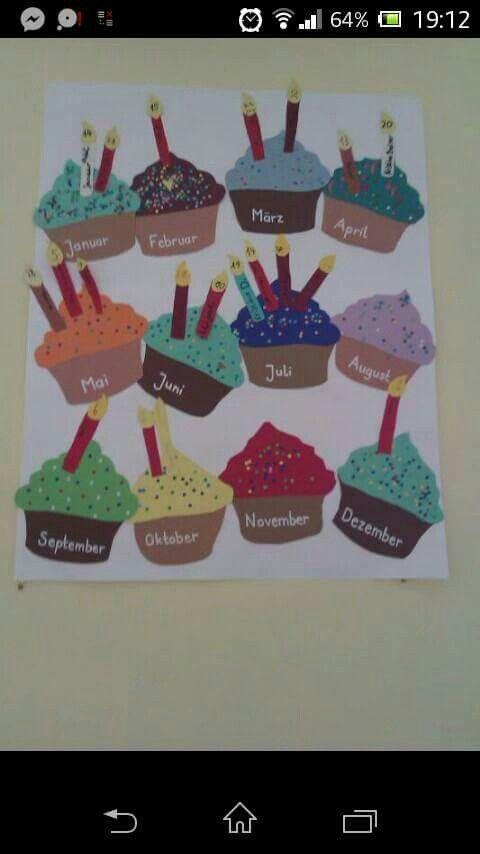Geburtstagskalender                                                       …