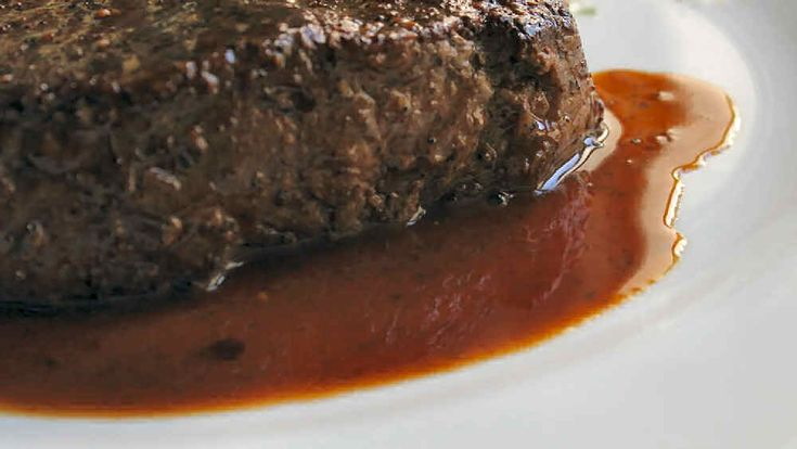 """Bordelaise sauce is a classic French sauce named after the Bordeaux region of France, which is famous for its wine. The sauce is made with dry red wine, bone marrow, butter, shallots and sauce demi-glace. Sauce marchand de vins (""""wine-merchant's sauce"""") is a similar..."""