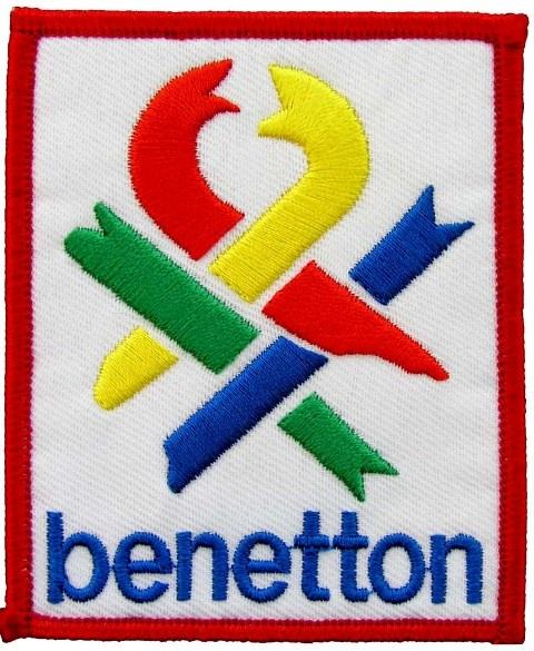 Benetton Team Logo
