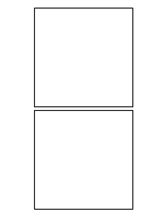 5 inch square pattern use the printable outline for for Foursquare templates