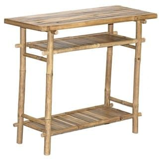Shop for Handmade Bamboo54 Console Hallway Table (Vietnam). Get free shipping at Overstock.com - Your Online Furniture Outlet Store! Get 5% in rewards with Club O! - 18468761