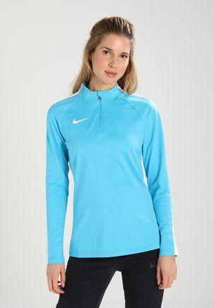 Treningsskjorter - light blue fury/white/white