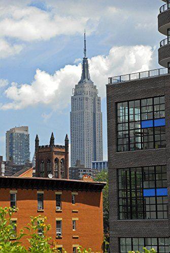 """Empire State Building From High Line Park"" New York City... https://www.amazon.com/dp/B01AAZ5VNU/ref=cm_sw_r_pi_dp_x_DCkTybX30W2C4"