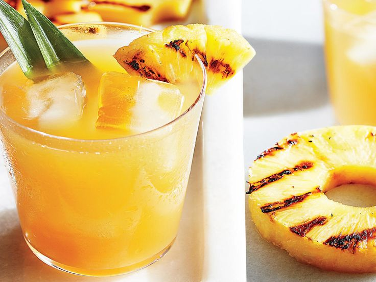 A refreshing and tart drink, this twist on classic lemonade adds a whole new level of fruity and smoky flavors. It can be adapted easily to be made on your outdoor grill. We found that cooking the pineapple over charcoal lent an extra smoky depth that mezcal fans will appreciate. It can be customized to your preference when it comes to sweetness, or feel free to add a boozy spin with a dash of silver rum or tequila. Enjoy this fruit-forward lemonade on a warm spring day accompanied by your…