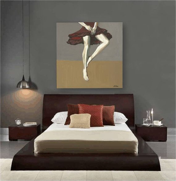 Bedroom Art Painting: 118 Best Images About Large Wall Art; Original Paintings