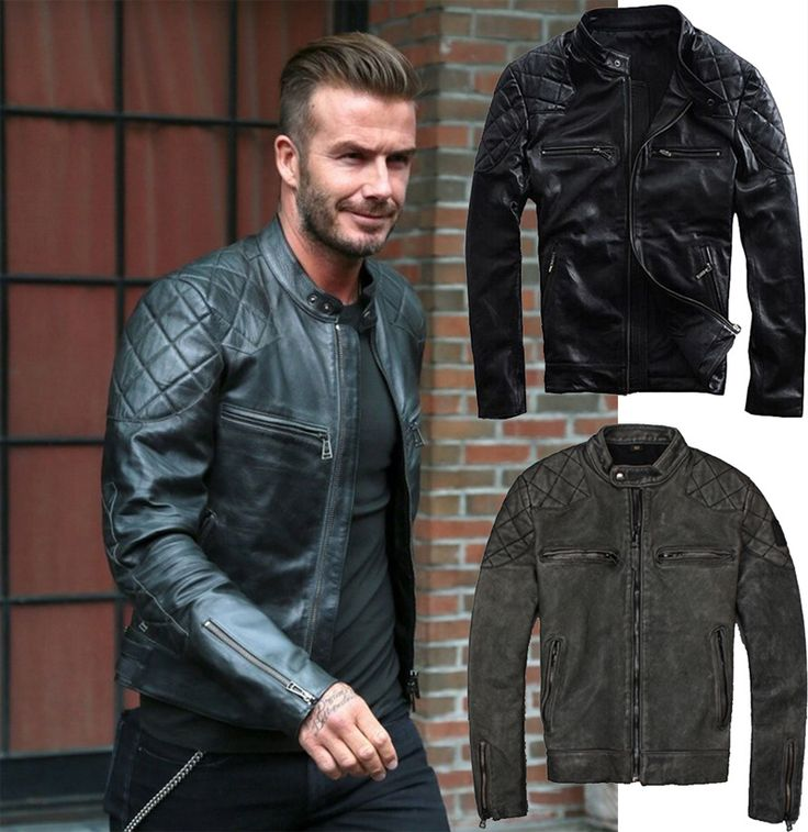 17 Best images about jackets on Pinterest | Men's leather jackets ...