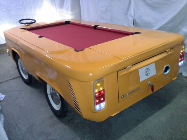 Replica/Kit Makes : VW Type 2 Bus / Valley Pool Table Volkswagen Automatic