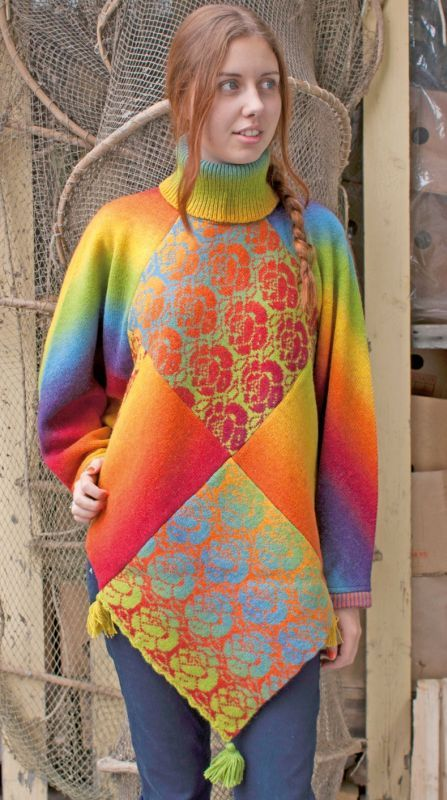 98 best Kauni images on Pinterest | Knitting, Bjd and Pattern