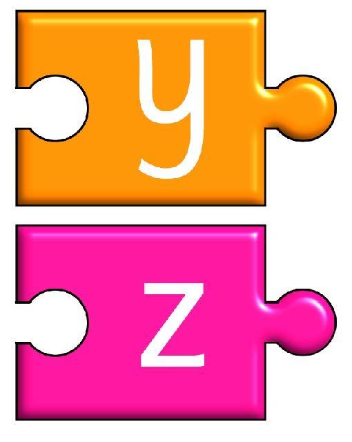 alfabet puzzle