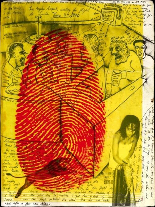 Art Journal/Dan Eldon