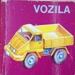 Bilderbuch: Vozila Fahrzeuge