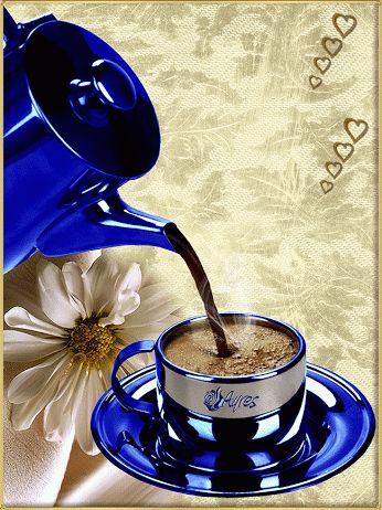 Gifs y Fondos PazenlaTormenta: GIFS DE TAZA DE CAFÉ