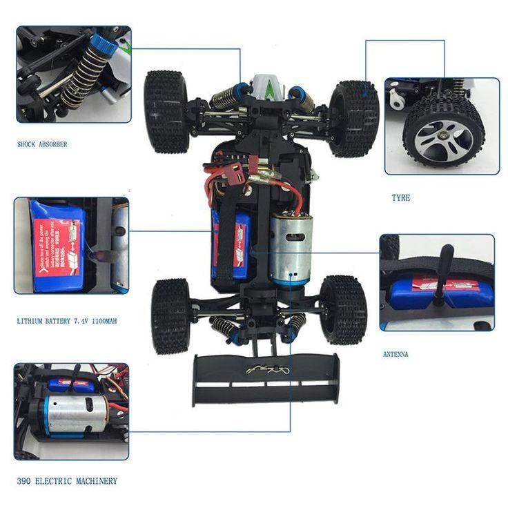 Typ: RC FahrzeugAusstattung: Fernbedienung, Mini, Stoßfest,Gas Servo: Ja Zustand der Montage: Ready-to-Go Zertifizierung: 3C Paket beinhaltet: USB-Kabel, Ladeg
