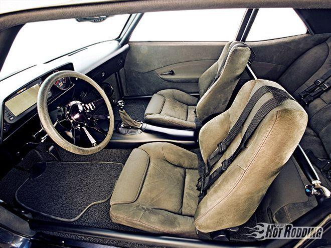0909phr 09 Z+1970 Chevy Nova+interior