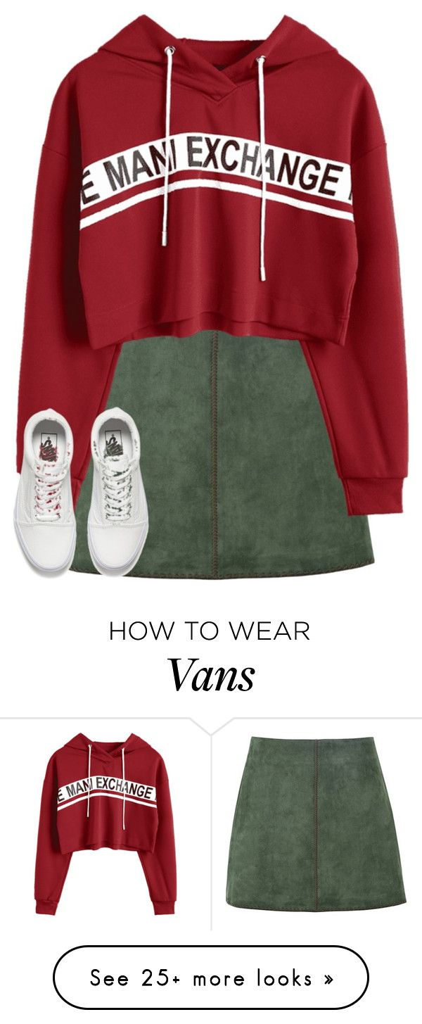 """""""Merry very early Christmas"""" by somnambulism on Polyvore featuring George J. Love, Vans and norasfashionsets"""