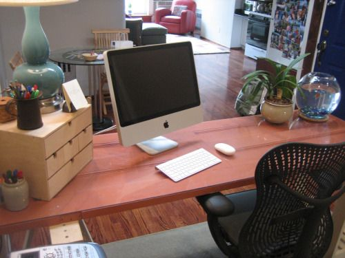 macdesk:  All sizes | desk | Flickr - Photo Sharing!