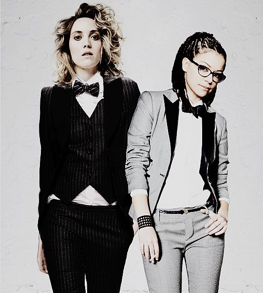 Delphine cormier& cosima niehaus from OB. This is the best pic I have ever seen in my life