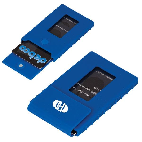 SB8227 - SILICONE CARD HOLDER - Debco Your Solutions Provider