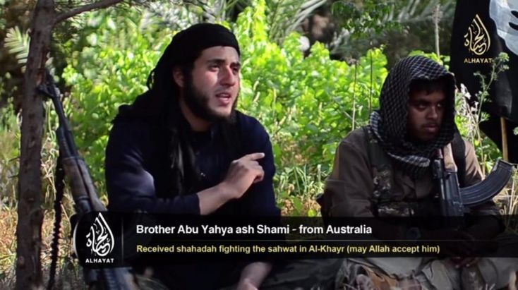 "GUILTY UNTIL PROVEN INNOCENT: Aussie jihadists ""won't be allowed re-entry from Syria or Iraq, unless they can prove they have no affiliation..."