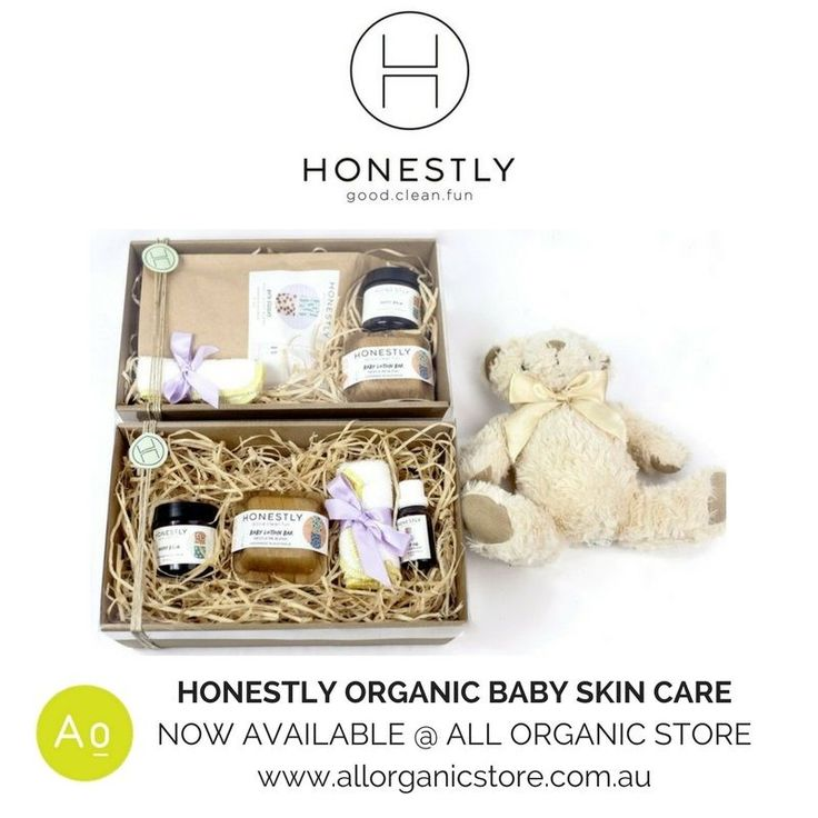 Honestly's organic baby skin care is available in gift packs for new Mums.  There is a sample pack available if you want to try first. Free shipping for orders over $100. AfterPay, PayPal, SecurePay & zipPay. http://beautifulclearskin.net/