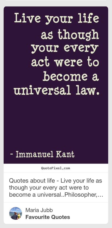 Curiosidades de la vida que exista otra Maria Jubb y pinee sobre Kant...