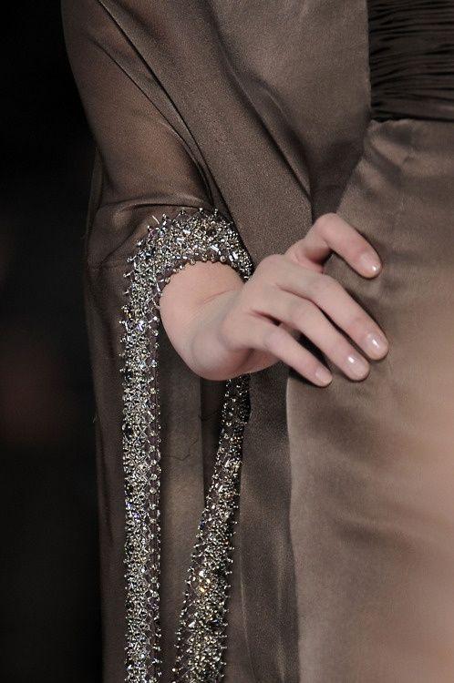 Abaya Details.