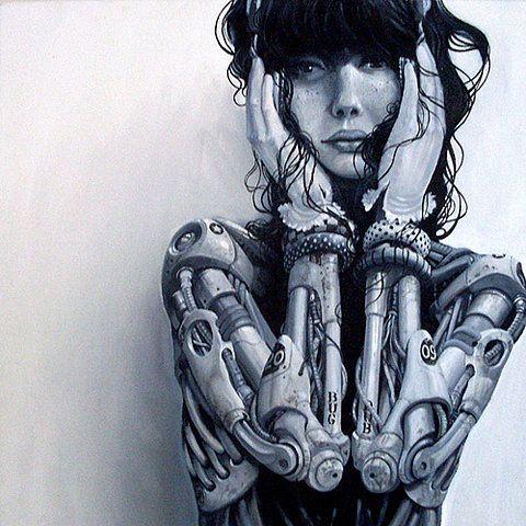 terminator/ robot