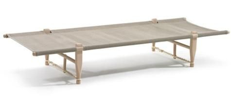Beechwood Folding Bed An unusually comfortable camp bed  380 EU  untreated materials  http://www.manufactum.com/beechwood-folding-bed-p1449422/