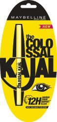 #ProductReview Maybelline Colossal Kajal (Black) I love using the Colossal Kajal to beautify my eyes..Read why I like this product, checkout the great offers on it and enjoy! :) http://www.njkinnysblog.com/2015/03/productreview-maybelline-colossal-kajal.html #Maybelline #ColossalKajal #EyeLiner #Recommended #EyeFashion #LoveIt