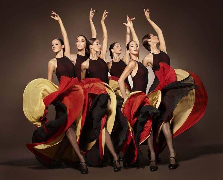 El Ballet Nacional de España