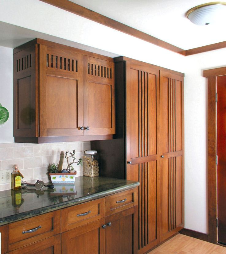 Craftsman kitchen backsplash kitchen backsplash tile for Craftsman kitchen ideas