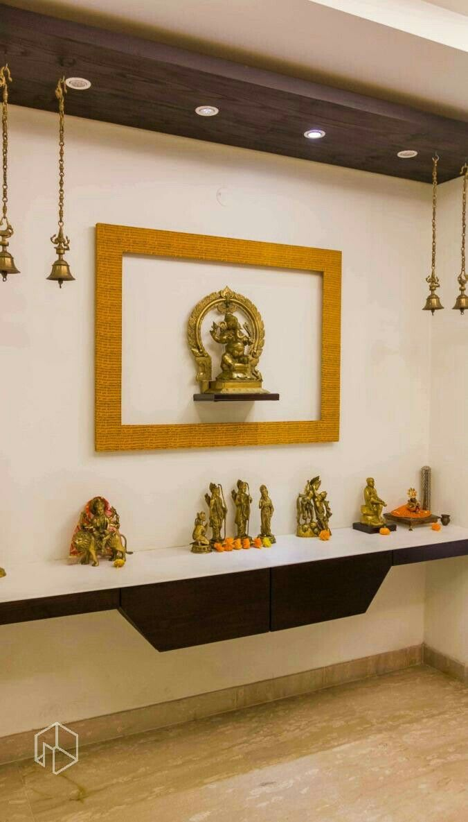 25 Best Ideas About Puja Room On Pinterest Indian Homes Indian Interiors And Indian House